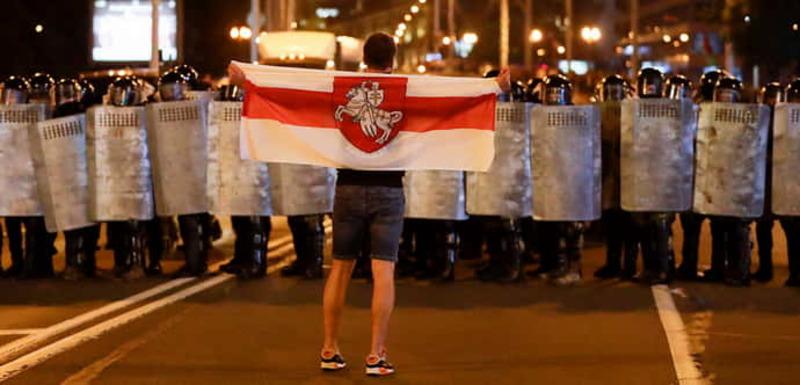 Протести після виборів у Білорусі: у США засудили дії влади