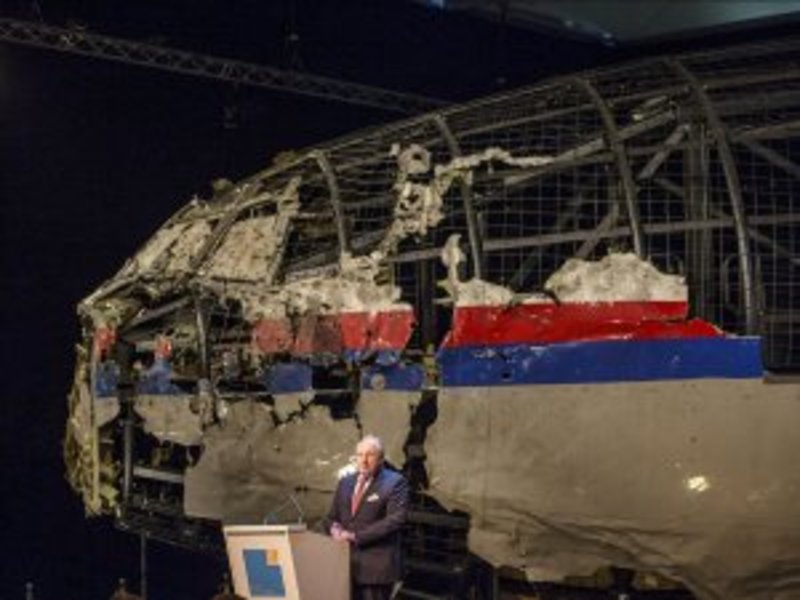 У справі по теракту МН-17 українська влада продемонструвала «політику страуса»