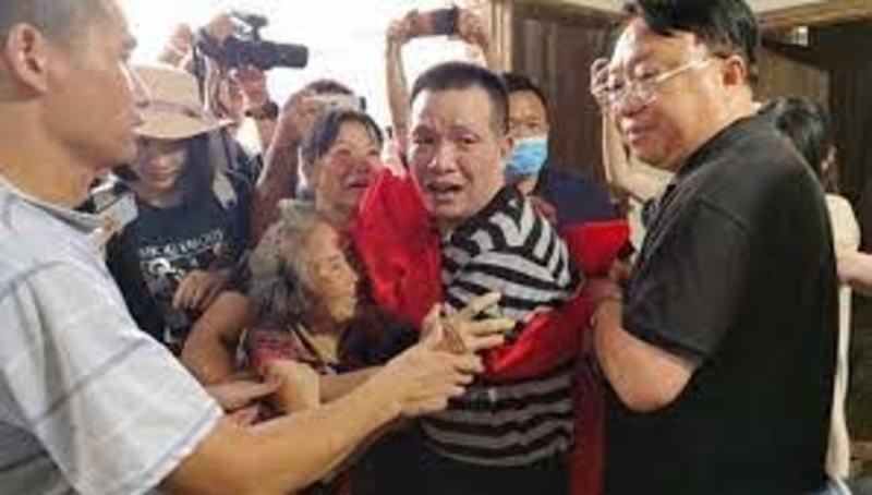 У Китаї чоловік помилково відсидів 27 років за вбивство