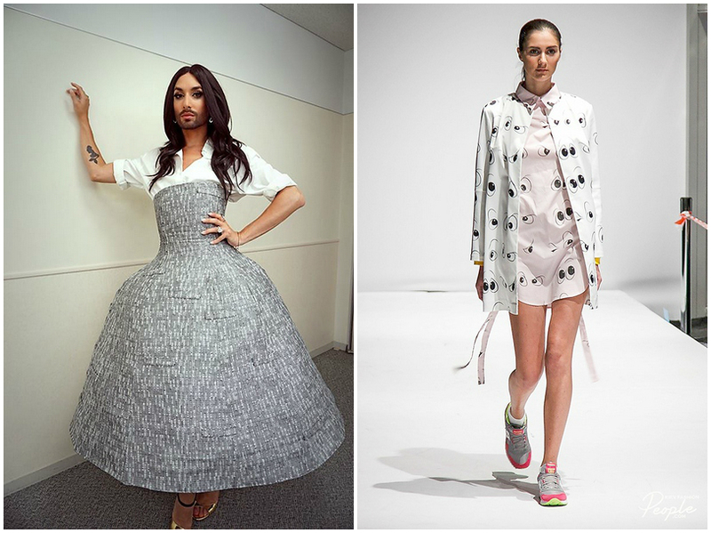 Українка стала наймолодшим дизайнером на Тижні моди у Нью-Йорку