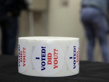Чикаго вже побило свій рекорд дострокового голосування