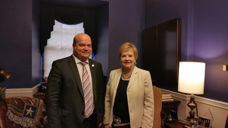 Валерій Чалий обговорив подальшу допомогу Україні від Конгресу США