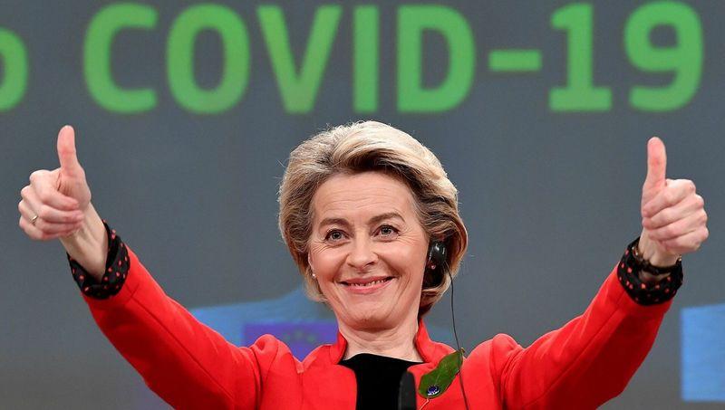COVID-19: у Євросоюзі повністю вакцинували 70% дорослого населення