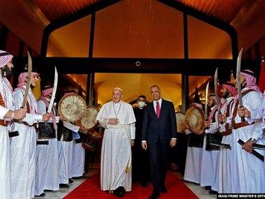 Папа Римський завершив свій історичний візит до Іраку