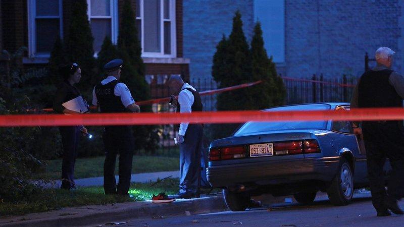 Минулого місяця у Чикаго зафіксували рекордну кількість убивств