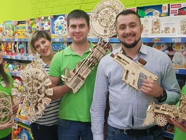 Ukrainians launched a new startup: an eco-toy store DoEcoLiving