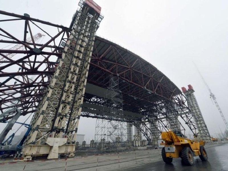 США виділять $40 мільйонів на саркофаг у Чорнобилі