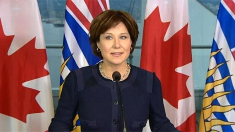 Уряд Британської Колумбії виділив $30,000 на допомогу Україні