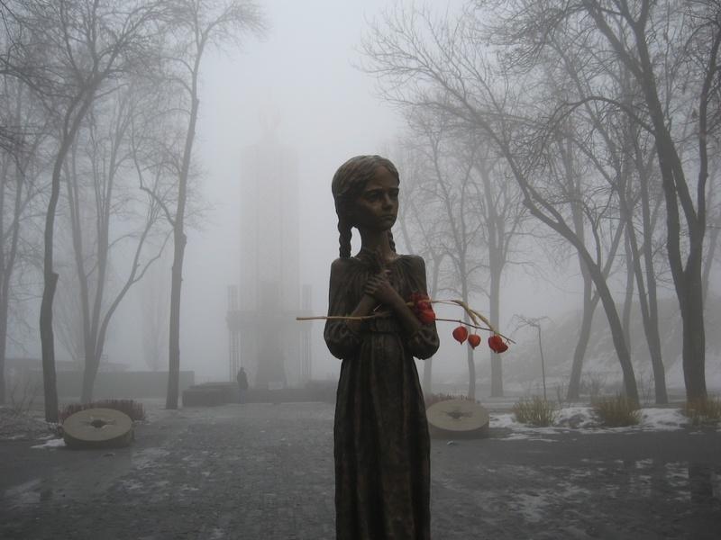 В Парижі встановлять пам'ятну дошку Голодомору