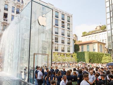 Італія оштрафувала Apple на $12 млн