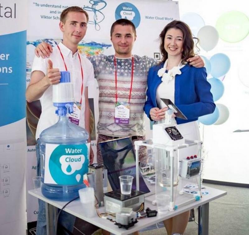 Українці представили унікальну зрошувальну технологію