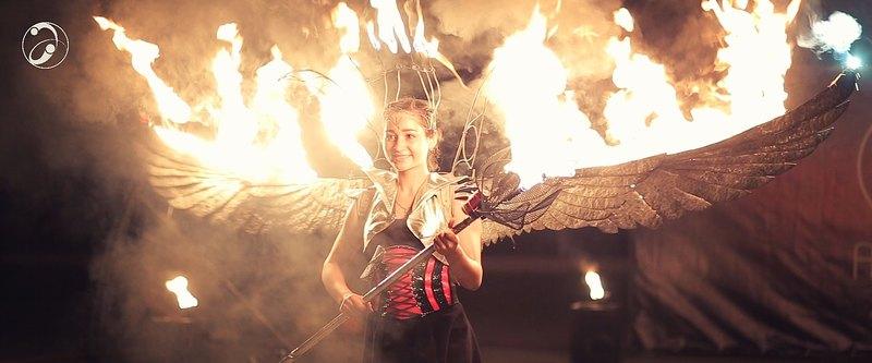 Український театр вогню переміг на міжнародному фестивалі