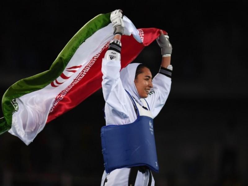 Єдина призерка Олімпіад в історії Ірану вирішила покинути країну з політичних мотивів