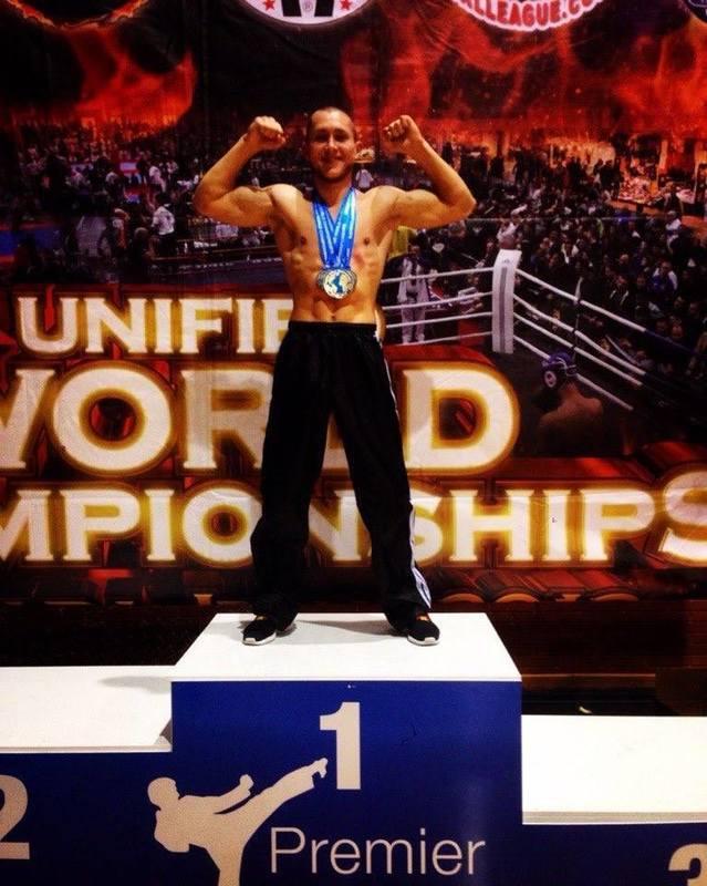 У Росії затримали чемпіона світу з України