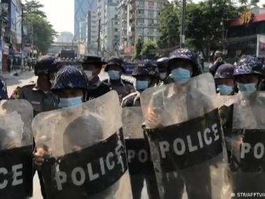 У М'янмі поновилися протести