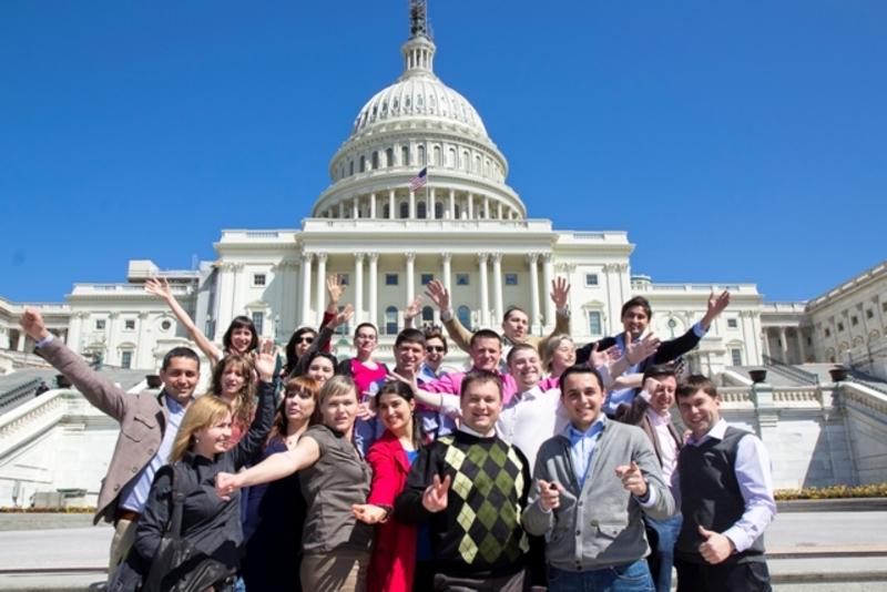 Розпочато новий набір  стажування в США працівників законодавчої гілки влади