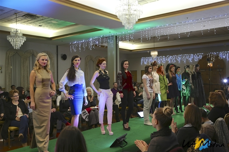 В Чикаго відбувся Ukrainian Fashion Show - 2014