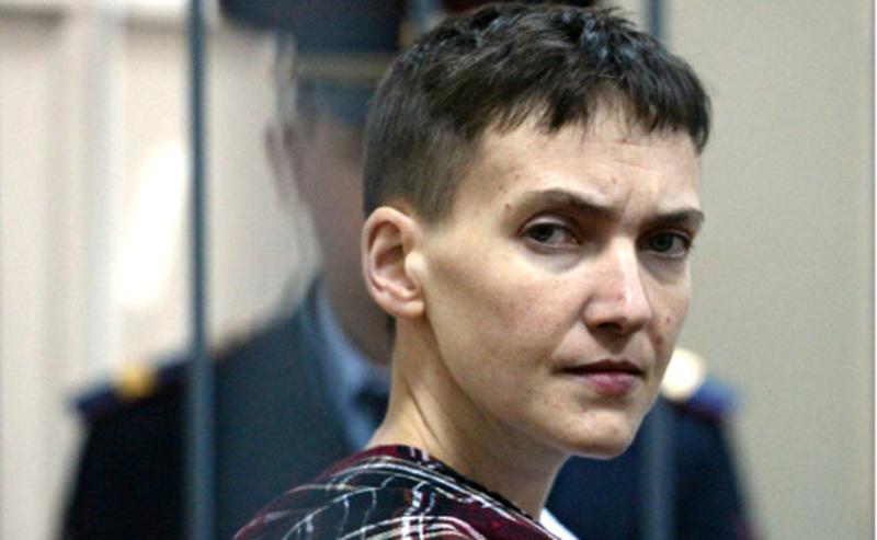 Адвокати гарантували, що Савченко не відбуватиме строк