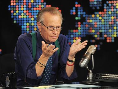 Помер відомий телеведучий Ларрі Кінг