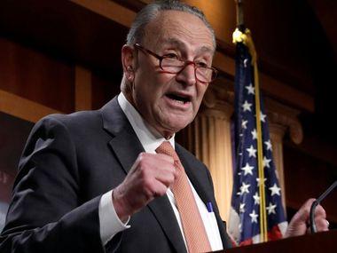 Глава демократичної більшості в Сенаті: процес імпічменту розпочнеться після 8 лютого