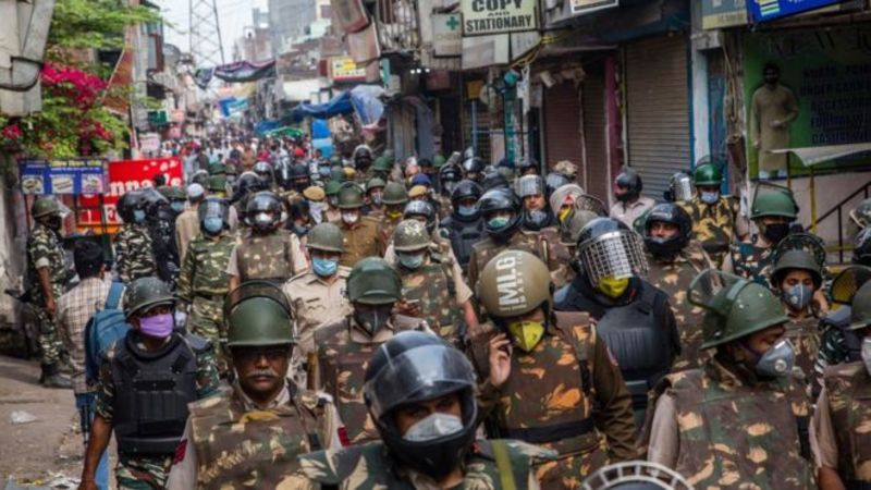 Індія вводить тотальний карантин через коронавірус