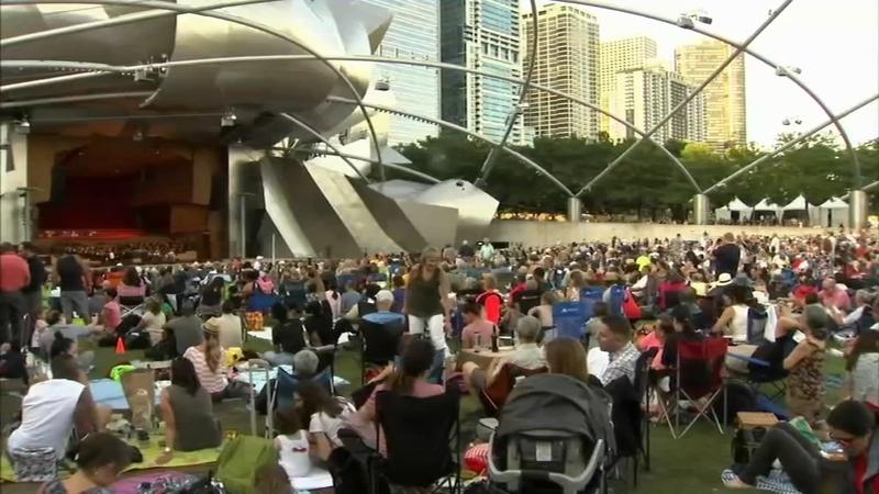 Лише для вакцинованих: у Чикаго відновлюють концерти