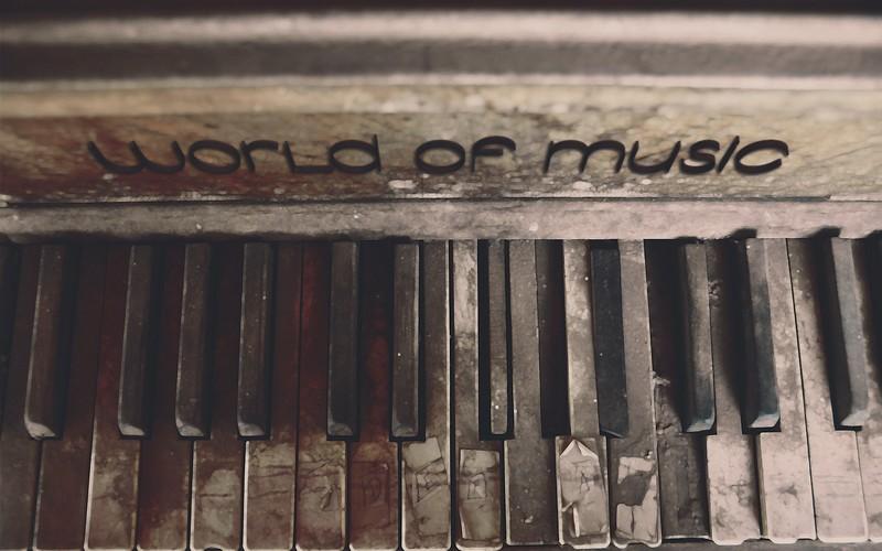У мережі з'явилася «музична карта світу»