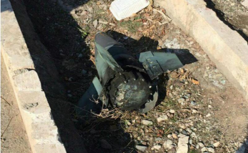 Український літак збили ракетою іранські військові