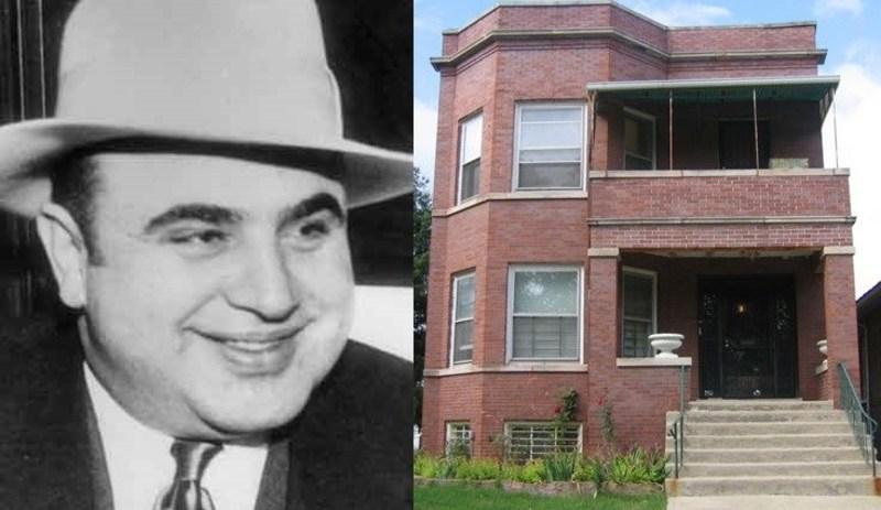 Чиказький будинок Аль Капоне виставлено на продаж