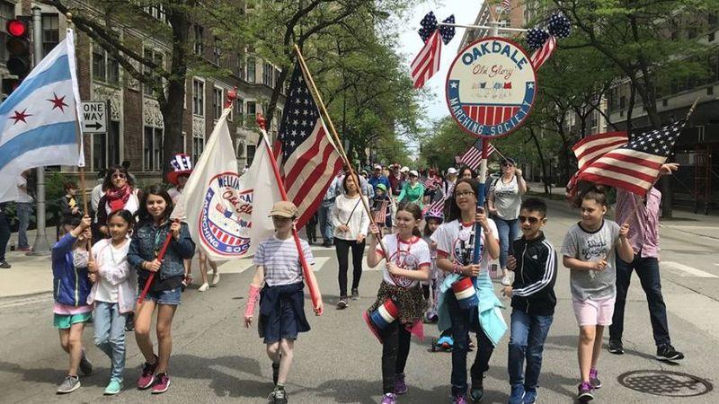 Парад до Дня пам'яті у Чикаго відбудеться онлайн