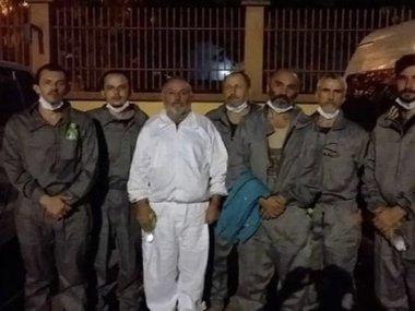 Шістьох українських моряків звільнили з полону в Нігерії
