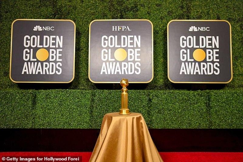 """NBC відмовився транслювати """"Золотий глобус"""" у 2022 році"""