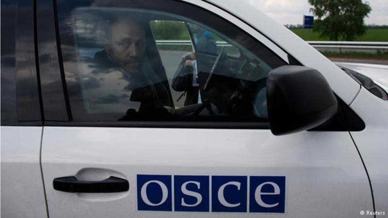 Спостерігачів ОБСЄ дедалі частіше критикують в Україні