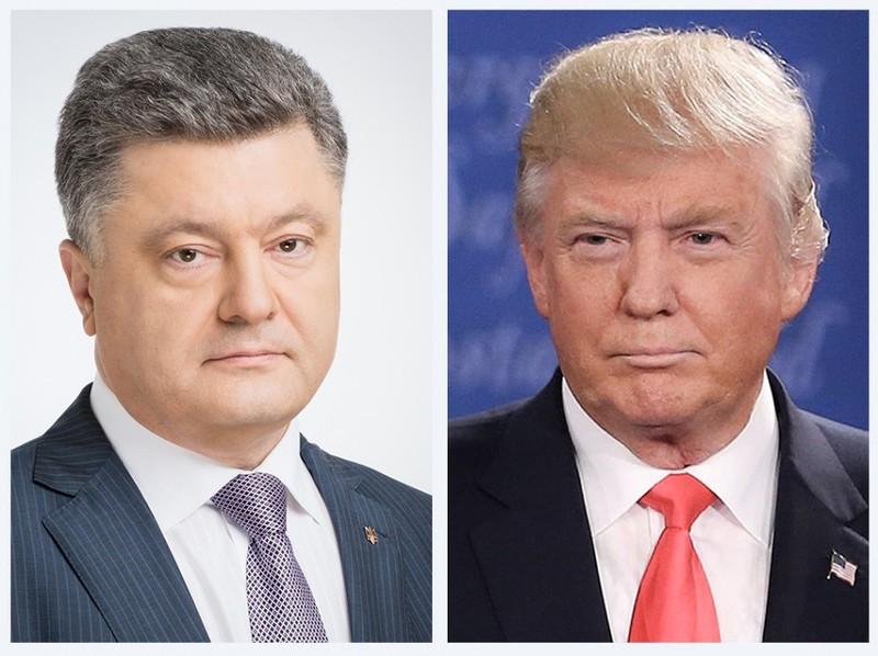 Трамп і Порошенко поговорили про партнерство