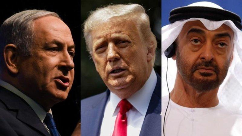 Історичний прорив: Ізраїль та ОАЕ помирились і підписали угоду про нормалізацію відносин