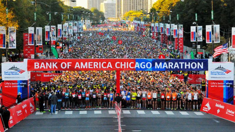 Удруге в історії - марафон у Чикаго скасовано