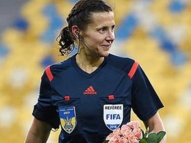 Українка стала однією з перших жінок, які судили чоловічий чемпіонат світу з футболу