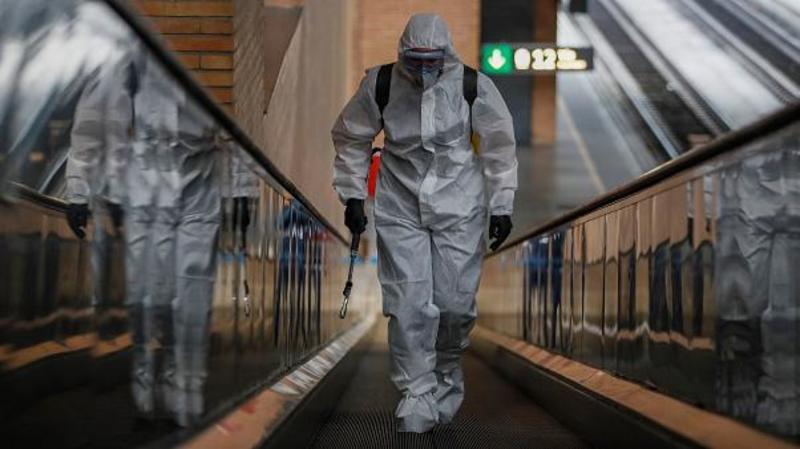 В Іспанії — рекордна кількість інфікованих коронавірусом за добу