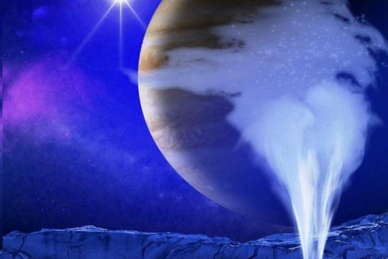 У супутнику Юпітера більше води, ніж на Землі