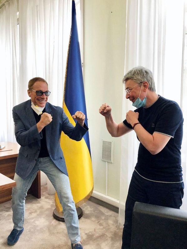 Netflix вперше зніматиме фільм в Україні, у головний ролі — Жан-Клод Ван Дам