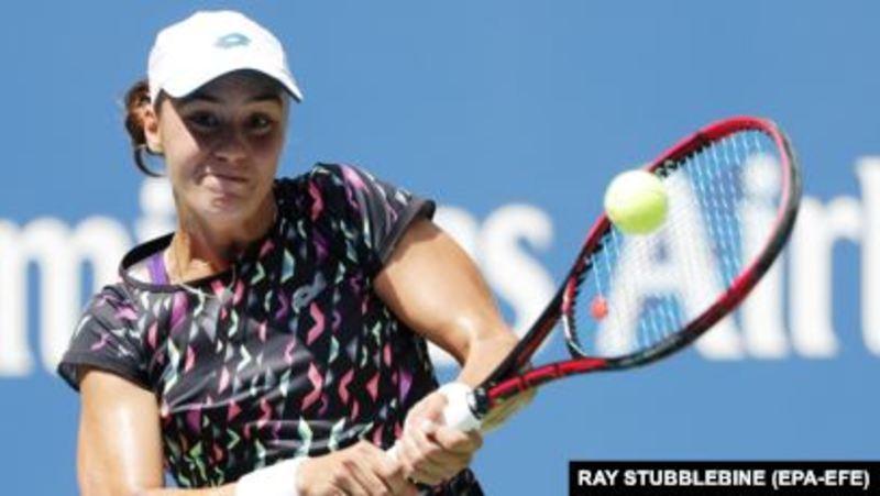 Теніс: українка Калініна боротиметься за місце в 1/4 фіналу на турнірі у США