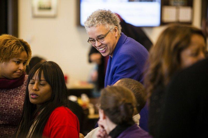 Вперше в історії Чикаго мером стане темношкіра жінка