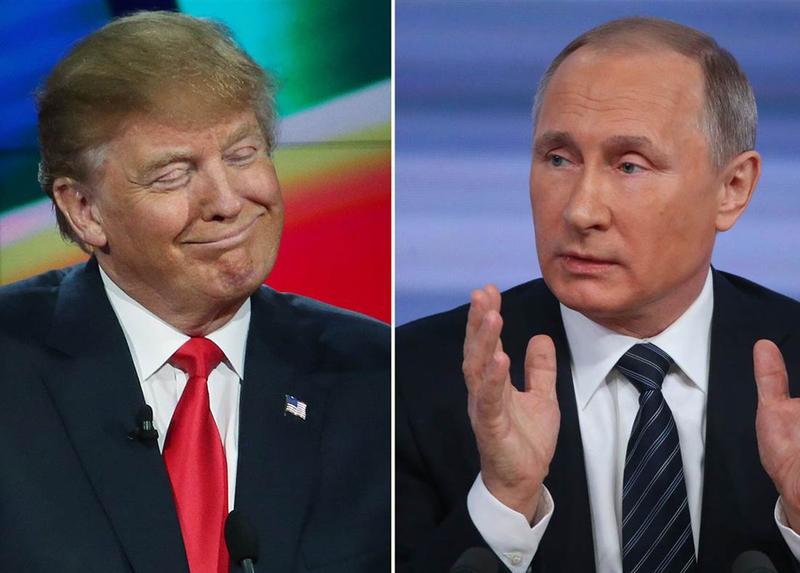 Дональд Трамп є «маріонеткою Путіна», - Washington Post