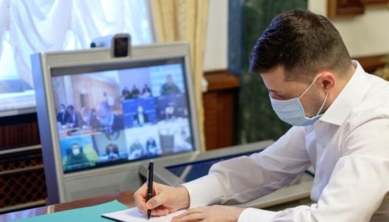 Зеленський підписав закон щодо спрощення роботи ФОПів