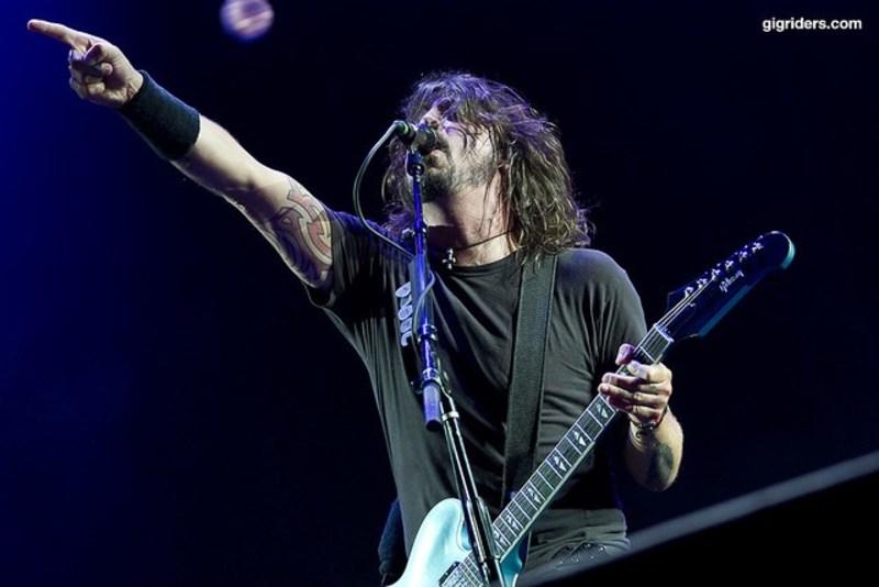 'Foo Fighters' представлять новий альбом і телевізійний документальний фільм цього тижня в Чикаго.