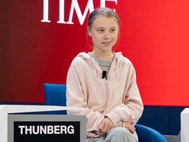 Грета Тунберг пожертвує 100 тисяч євро на розподіл вакцин від коронавірусу