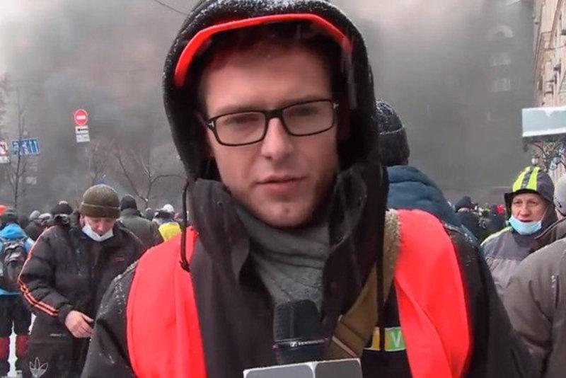 Польський репортер з Майдану працюватиме на громадському ТБ