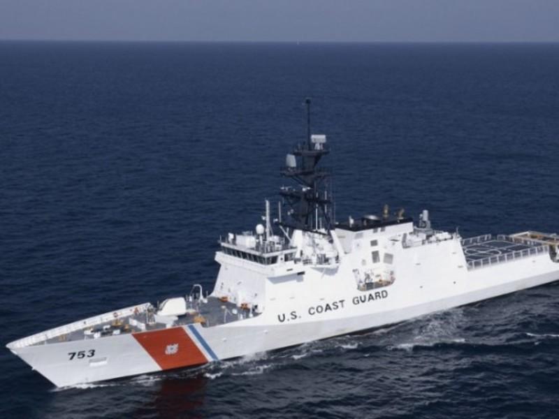 Патрульний катер США зайшов у Чорне море