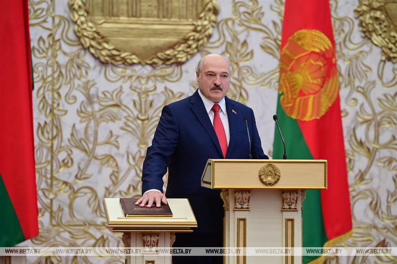 Лукашенко провів таємну інавгурацію