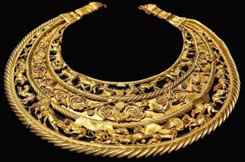 Суд Амстердама вирішив повернути Україні «скіфське золото»